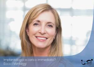 implantologia a carico immediato - Studio dentistico pandolfi