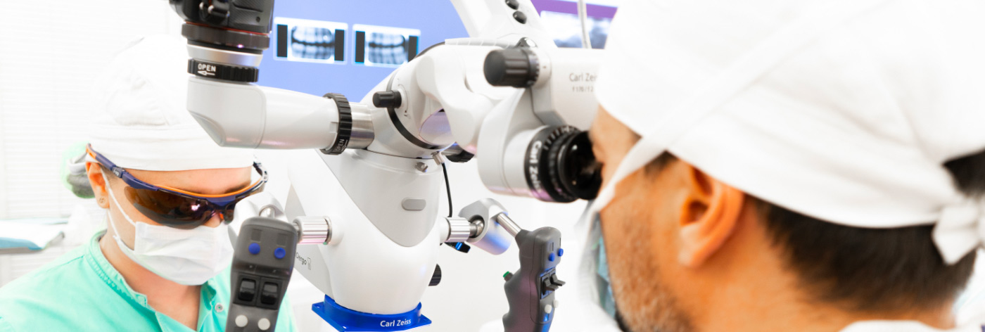 Microscopio | Studio Dentistico Pandolfi